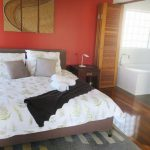 Sanbah Unit 2 Master bedroom and ensuite