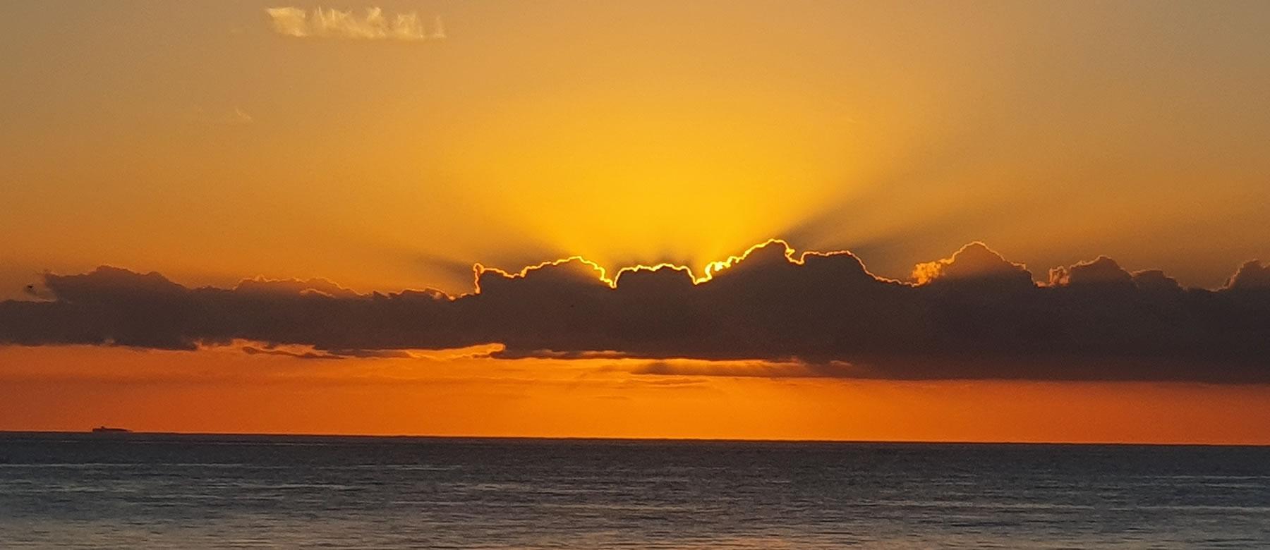 Lennox Head Sunrise