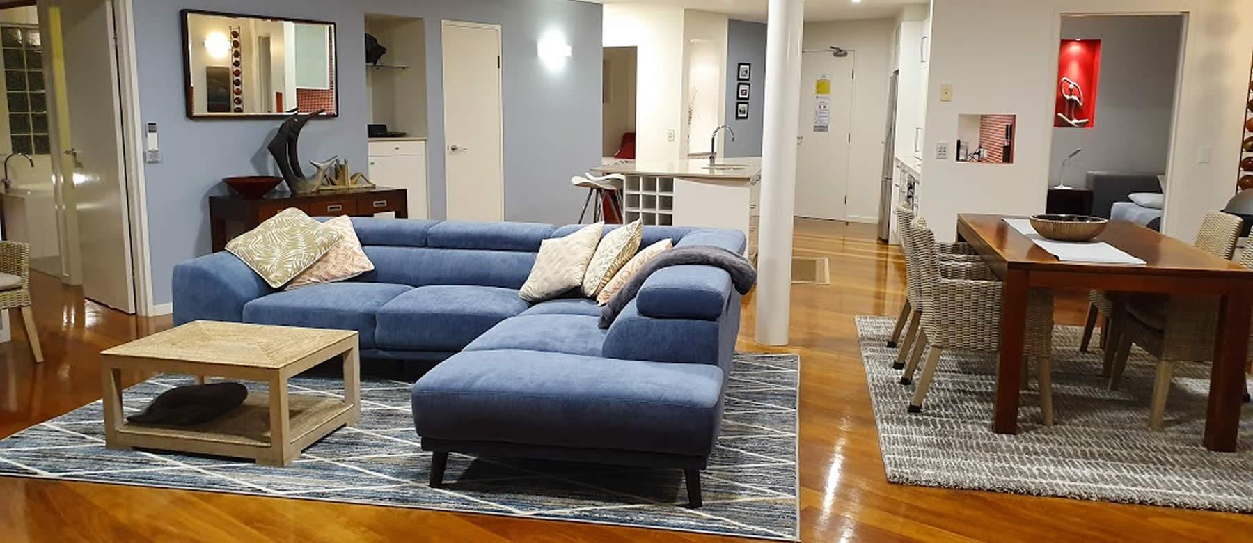 Sanbah unit 1 lounge suite